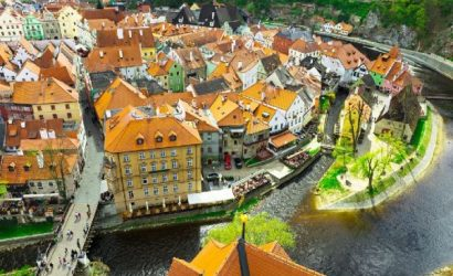 Cesky Krumlov and Ceske Budejovice Day Trip from Prague