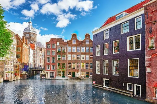 8-Day Western Europe Tour Package: Paris, London, Amsterdam, Brussels