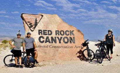1-Day Red Rock Canyon E-Bike Tour From Las Vegas