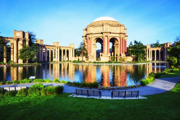 8-Day Grand Canyon, Yosemite, San Francisco and Theme parks Tour with Airport Transfer