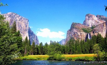 5-Day Los Angeles, Las Vegas, Grand Canyon, Yosemite, San Francisco Tour