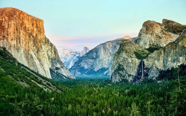 7-Day Bus Tour to Yosemite, Grand Canyon West