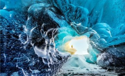 3-Day Iceland Golden Circle, Glacier Hike, and Ice Cave Tour Package
