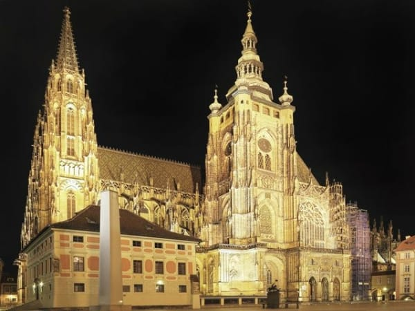 7 Day Central and Eastern Europe Tour from Frankfurt