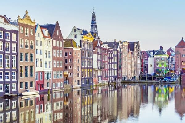 Amsterdam to Berlin Tour Package