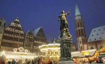 4-Day German Christmas Market Package: Frankfurt, Nuremberg, Rothenburg