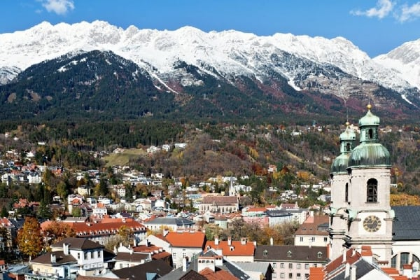 Innsbruck Day Trip From Munich with Swarovski Crystal Worlds