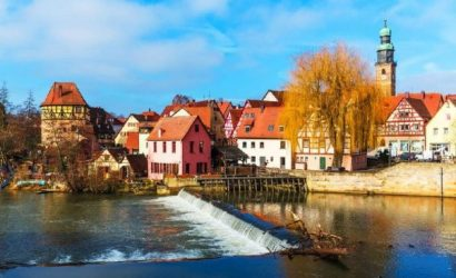 8-Day Central Europe Tour Package: Vienna to Frankfurt