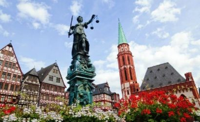 4-Day Frankfurt City Break with Day Trip to Heidelberg