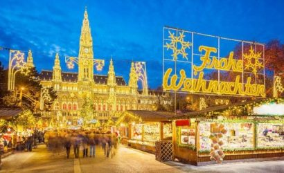 8-Day Austria, Switzerland, and Germany Christmas Markets Tour Package