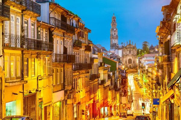 9-Day Galicia and Portugal Tour Package from Madrid