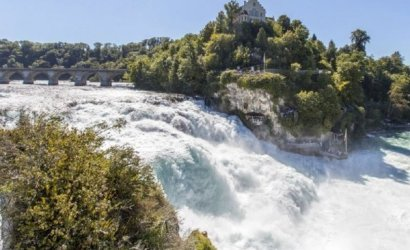 Rhine Falls Tour and Stein am Rhein Day Trip from Zurich