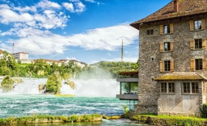 Rhine Falls Day Trip from Zurich