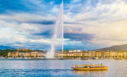 3-Hour Geneva City Tour and Lake Cruise
