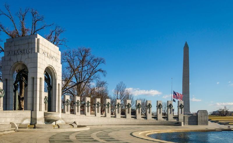 5-Hour Washington DC Monuments, Memorials and Arlington Cemetery Bike Tour