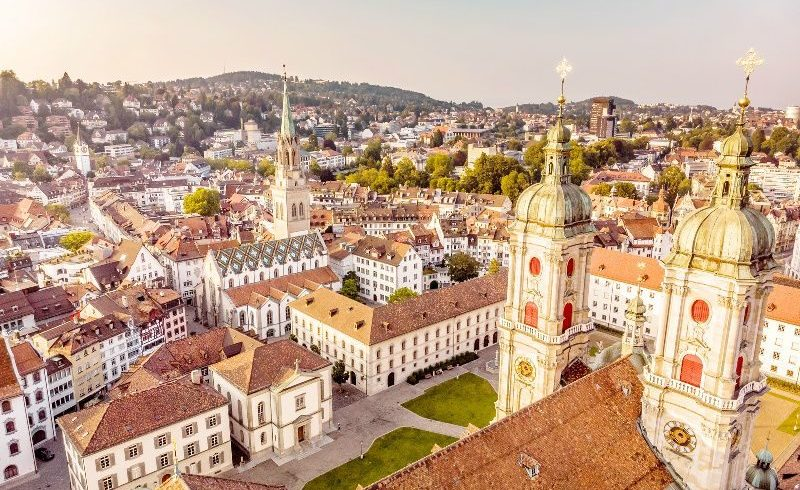 7-Day Switzerland Tour from Zurich