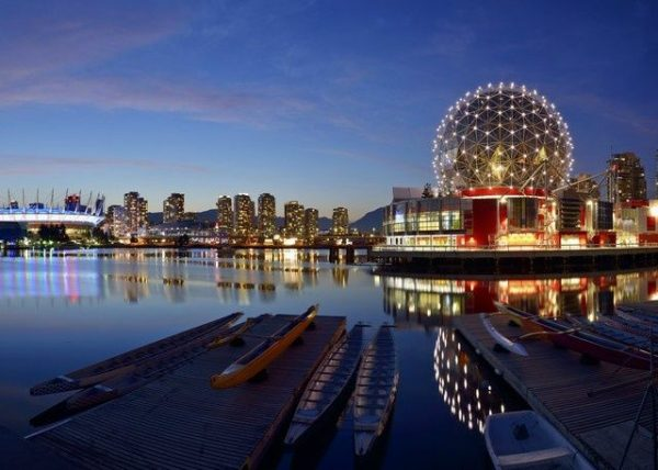 3-Day Vancouver and Victoria Summer Tour Package