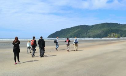 San Josef Bay Hiking Tour