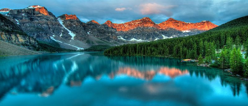6-Day Vancouver, Banff, Rocky Package Tour