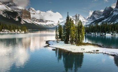 6-Day Vancouver, Banff, Jasper, Lake Louise, Columbia Icefield, Rocky Mountain Tour