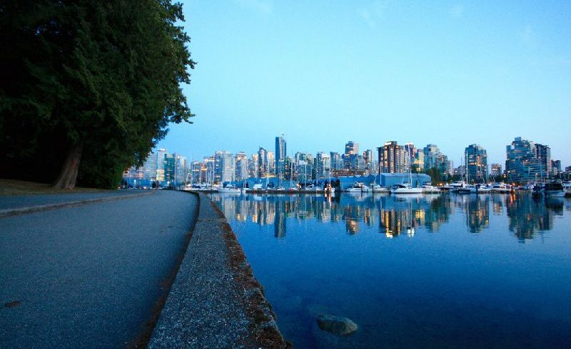 Coal Harbour E-Boat Tour