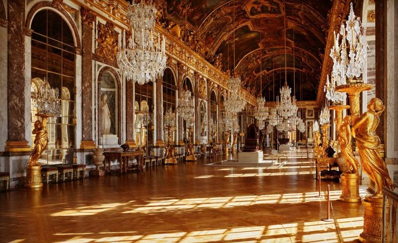 Palace of Versailles Half-Day Tour with Audio-Guide