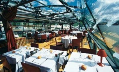 La Marina de Paris Boat Tour with Lunch, Orsay Menu