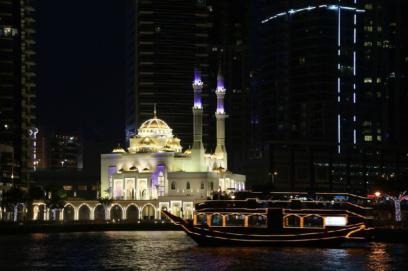 Dubai Dhow Dinner Cruise