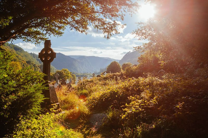 Glendalough, Powerscourt, and Wicklow Mountains Small Group Tour from Dublin