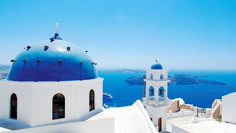 10-Day Classic Greece and Santorini Tour from Athens