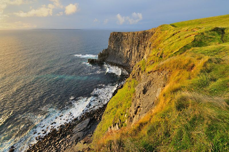 4-Day Western Ireland Small Group Tour from Dublin: Cliffs of Moher - Aran Islands - Connemara