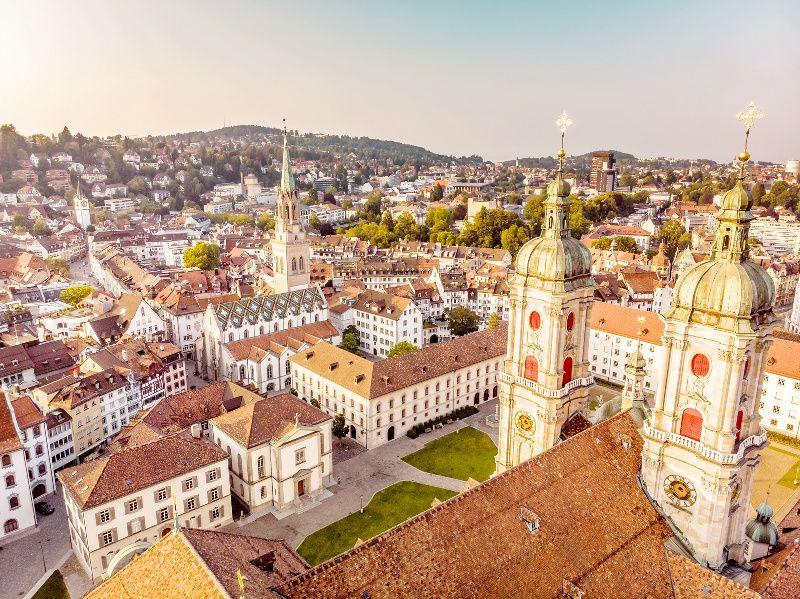 7-Day Switzerland Tour from Zurich