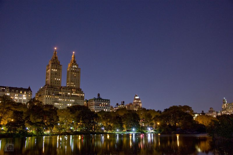 Central Park Night Photo Tour