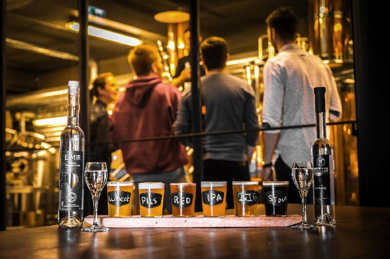 Reykjavik Beer and Brewery Tour
