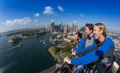 Sydney Harbour BridgeClimb - Dawn Time