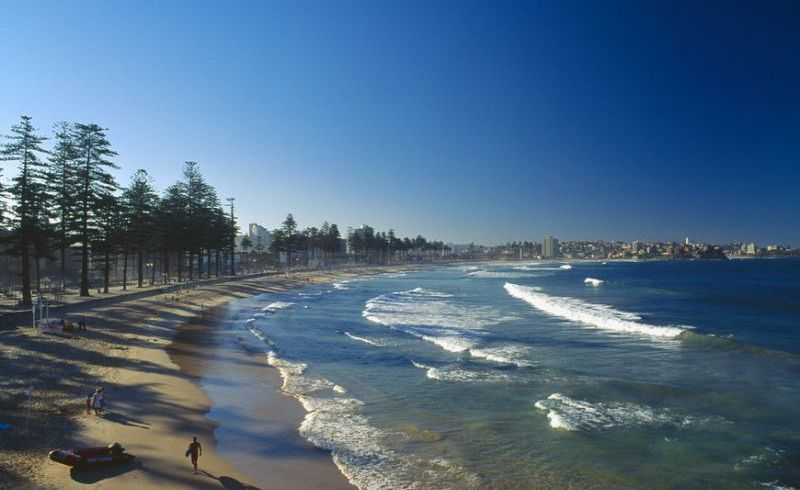 Half-Day Sydney City Tour with Manly Beach