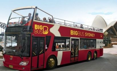 Sydney Hop-On Hop-Off Big Bus 24-Hour Ticket