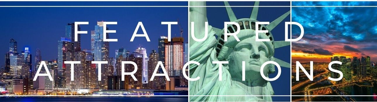 Featured Attractions and landmarks