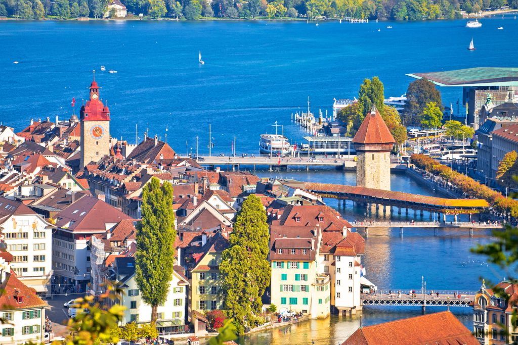 Lucerne Travel Guide