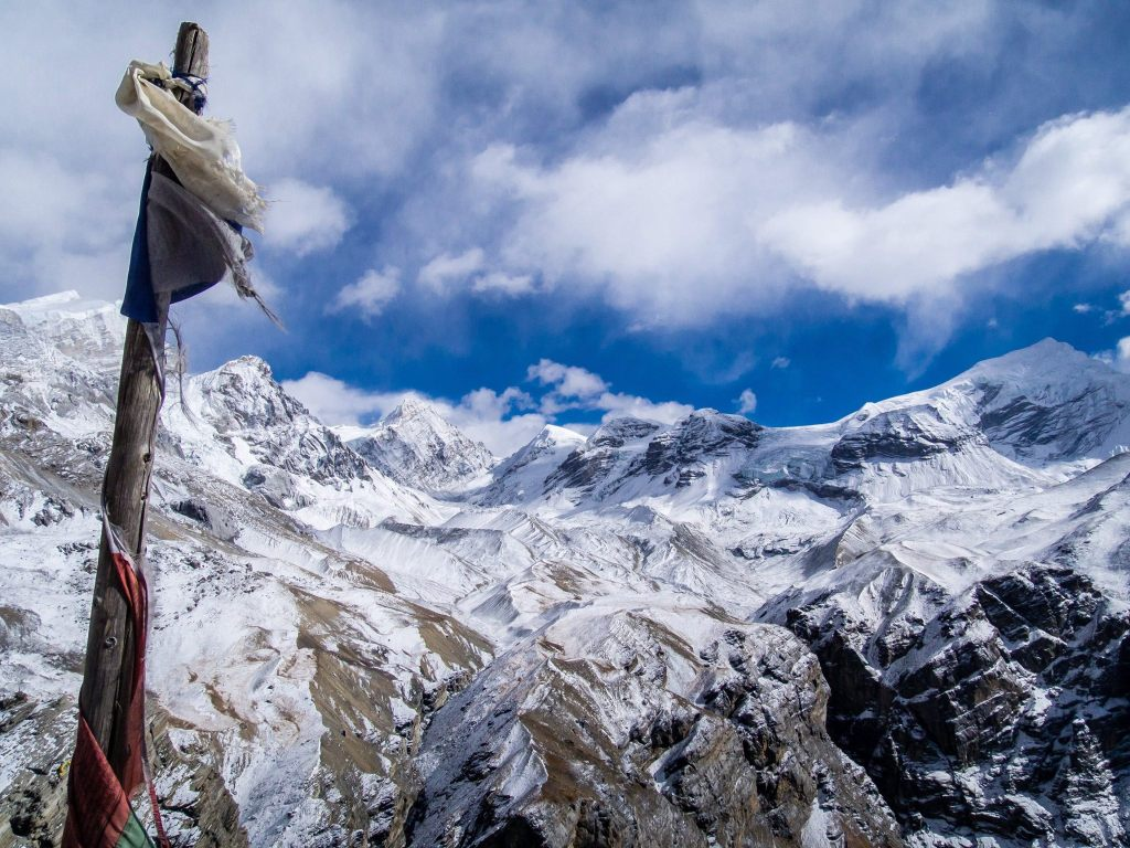 Top 5 Treks in Nepal - Annapurna Circuit Trek