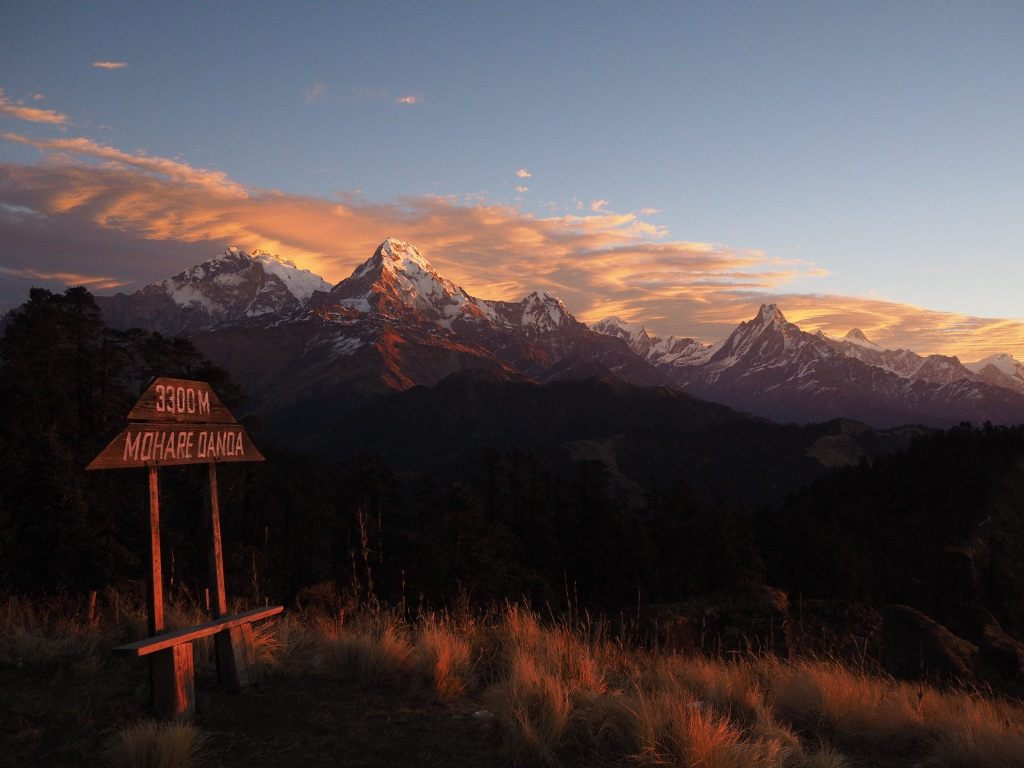 Top 5 Treks in Nepal - Mardi Himal