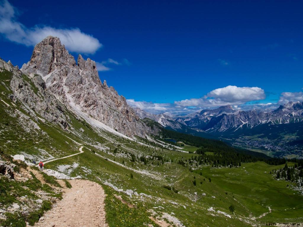 Alta Via 1 Trek - Day 5