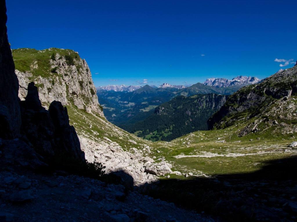 Alta Via 1 Trek - Day 7