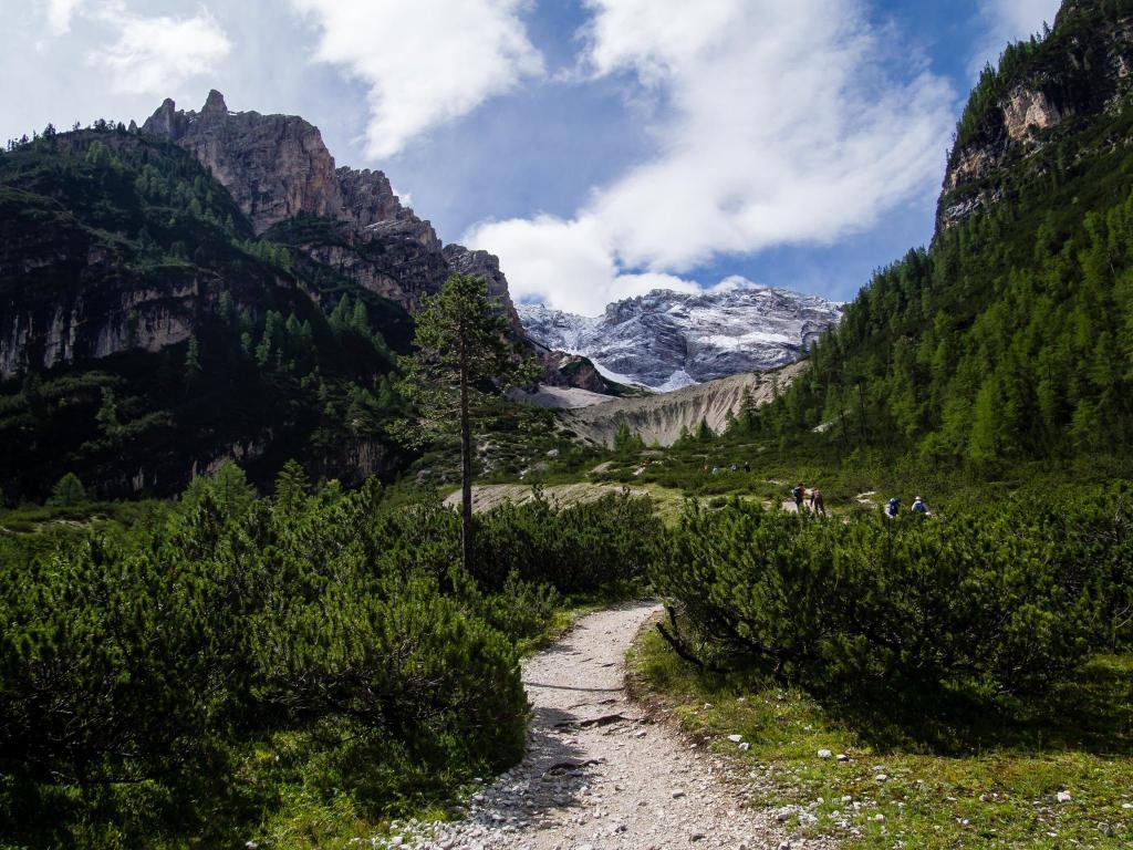 Alta Via 1 Trek - Day 2