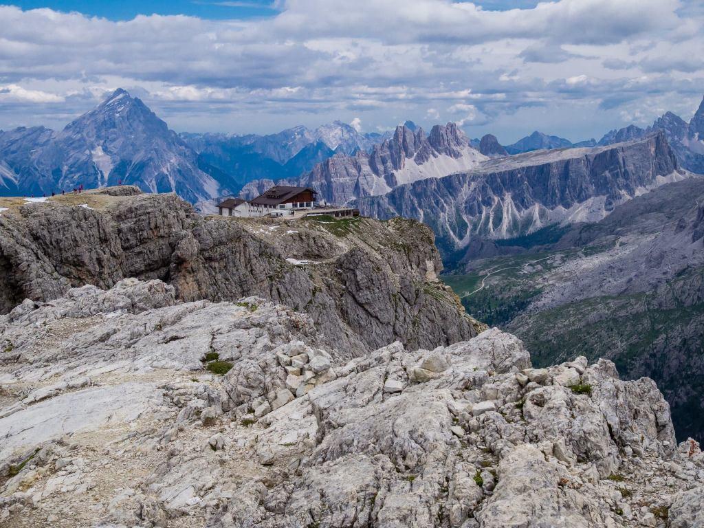 Alta Via 1 Trek - Day 3
