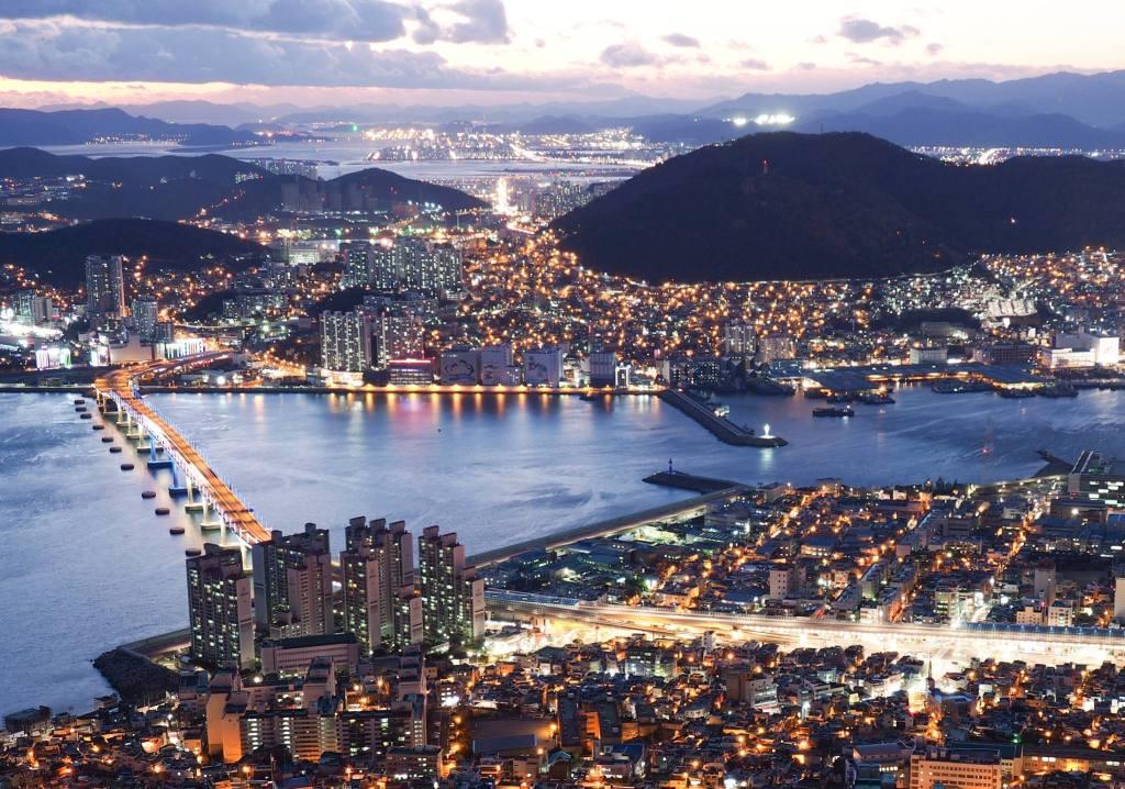 Busan Best Viewpoints #2 - Bongraesan