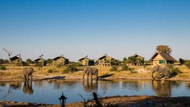 Elephant Sands Campsite