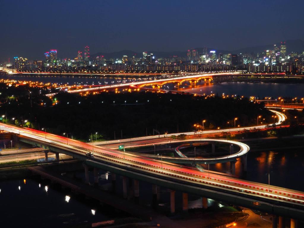 Seoul Best Viewpoint #3 - Eunbongsan