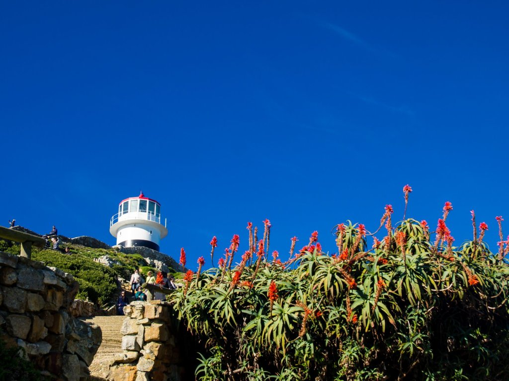 Cape Point Lighthouse, South Africa