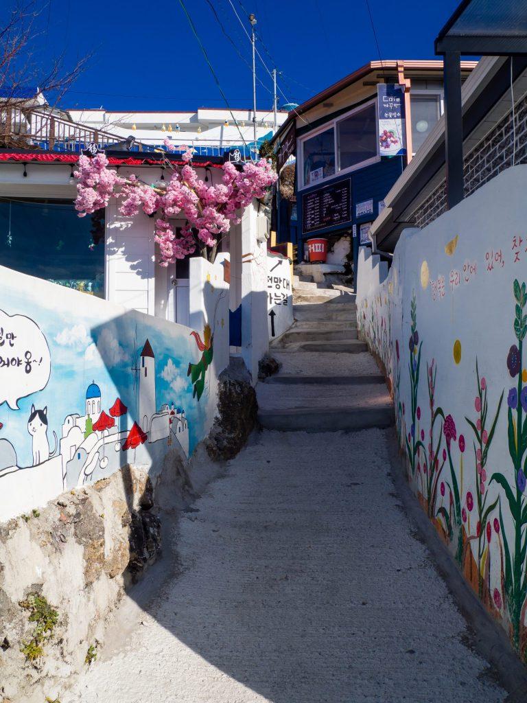 Dongpirang Mural VIllage